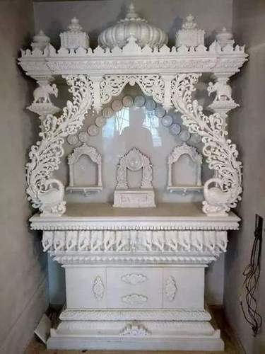 Attractive Marble Home Temple