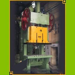 Heavy Duty Power Press Machine in  Industrial Area - B