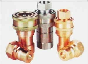 Hydraulic Q.R.C Coupling