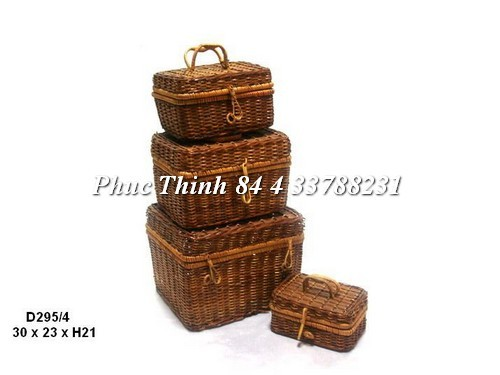 Storage And Basket (D295 4)