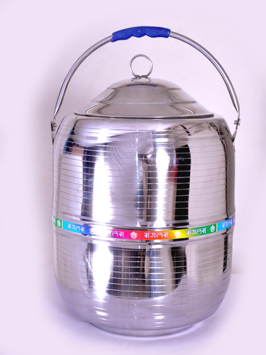 19 Litre Stainless Steel Water Tank