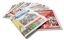 Glazed Newsprint Paper