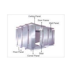 PU Foam Pre Fabricated Sandwich Panel in  C.G. Road (Navrangpura)