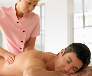 Women To Men Spa Service in  Race Course Road