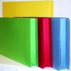 Colored Mg Poster Paper