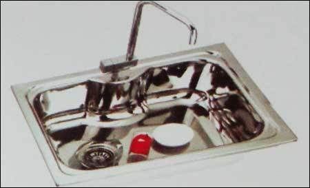 Stainless Steel Kitchen Sinks (Shape S/Bowl-1)