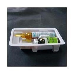 Ampoule Packaging Tray