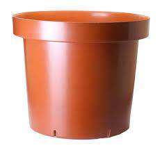 Plastic Mud Pot