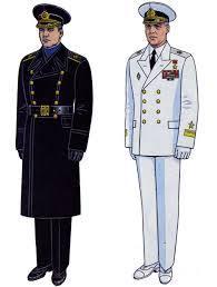Naval Uniforms