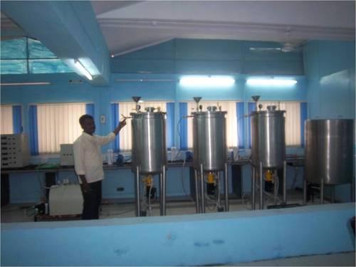 Liquid Biofertilizer Manufacturing Plant
