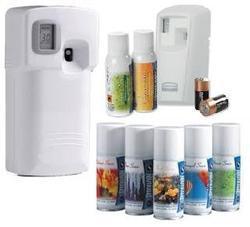 Microburst and Air Freshener Dispenser