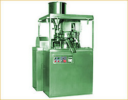 Single Rotary Tablet Press Machines (Square Gmp Model)