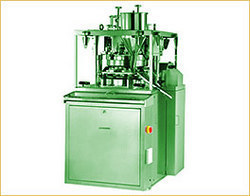 Double Rotary Tablet Press Machines (Square Gmp Model)