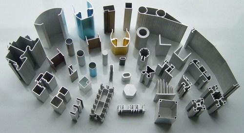 Industrial Aluminium Extrusion