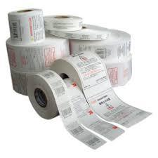 Self Adhesive Printed Labels in  Vashi