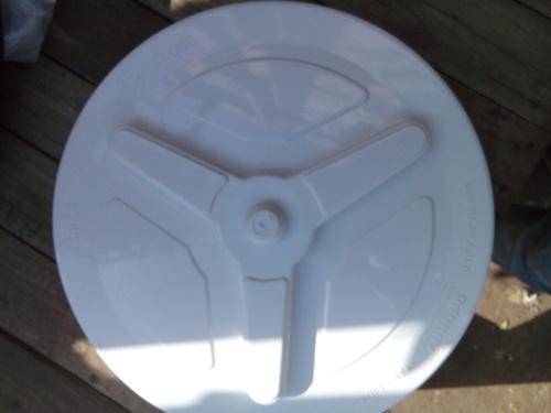 Plastic Water Tank Lids