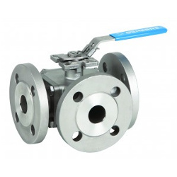 Cast Iron Ball Valves in  Kalupur