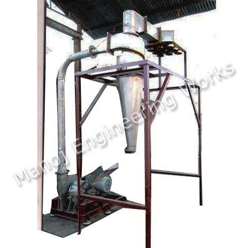 Impex Pulverizer with SS Ducting Part
