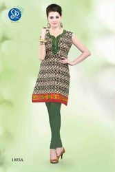 Sleeveless Ladies Kurti in  Chandni Chowk