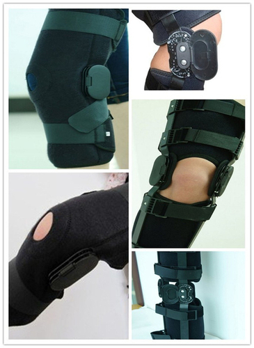 Dial Hinged Knee Brace