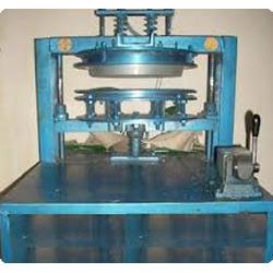 Paper Plate Hydraulic Single Die Machine