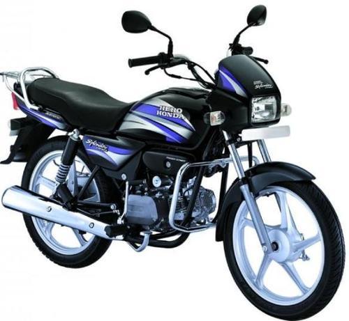 Used Hero Splendor Motorcycle