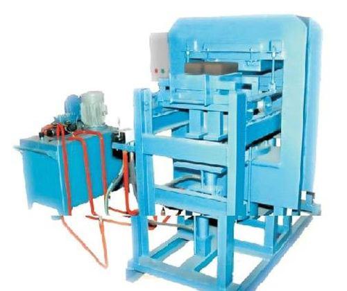 Manual High Pressure Fly Ash And Paver Block Making Machine