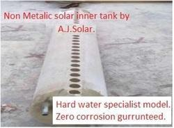 Solar Water Heater Tanks Non Metalic