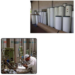 Solar Water Heater Tanks for Chemical Industry