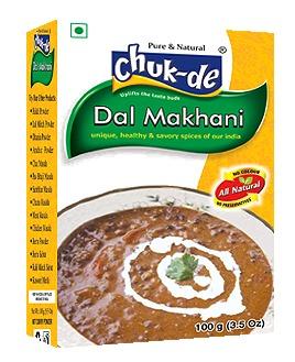 Chukde Dal Makhani