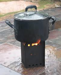 Biomass Pellet Cook Stove