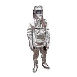 Aluminized Fire Retardant Suit