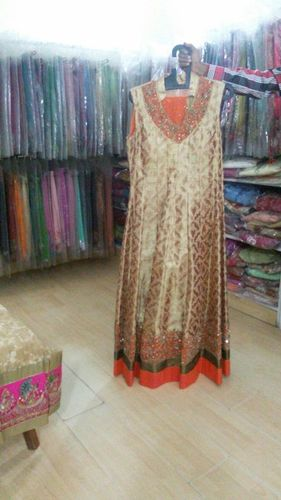 Anarkali Suits With Embroidery