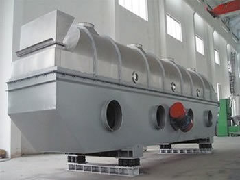 Vibrating Fluidized Bed Drye