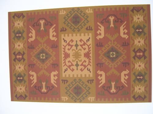 Flat Weave Wool Rugs