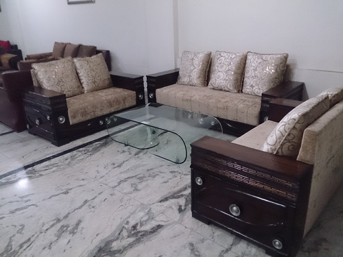 Modular Wooden Sofa Sets In New Delhi Delhi Maruti Furniture Mall