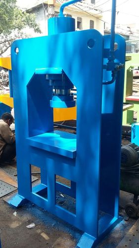 Tile Press Making Machine in  Mayapuri - Ii