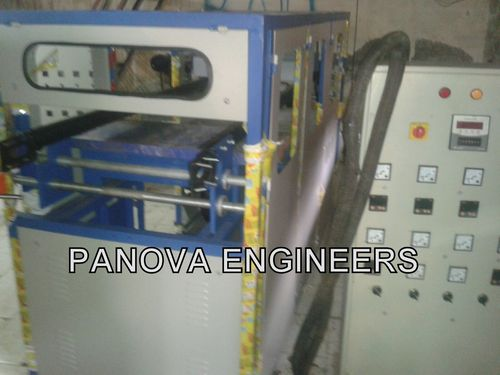Disposable Plastic Plate And Bowl Making Machine