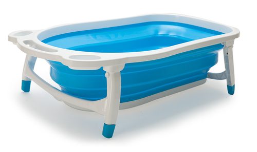 Folded Baby Bath Tub