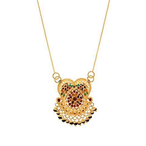 Tanishq gold pendant in vani vihar bhubaneswar distributor tanishq kt gold pendant mozeypictures Image collections