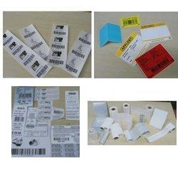Blank Die Cut Labels