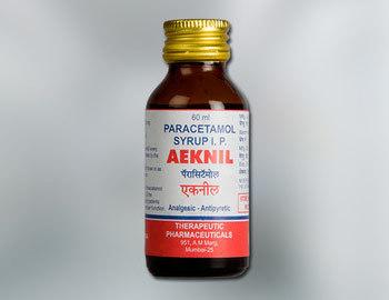 Aeknil 150 Mg Paracetamol Syrup In Prabhadevi Mumbai