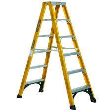 Ladder in  Hans Enclave