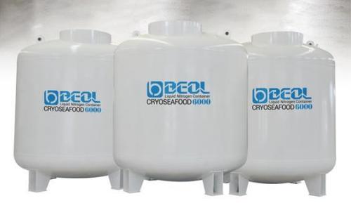 Liquid Nitrogen Tank-Cryoseafood Series