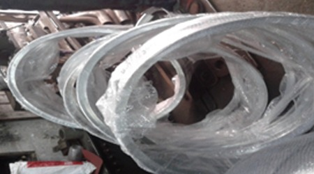 Aluminium Rings For Shamel