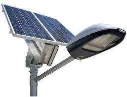 Solar Led Street Lights in  Dilshad Garden