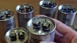 Power Saving Capacitor