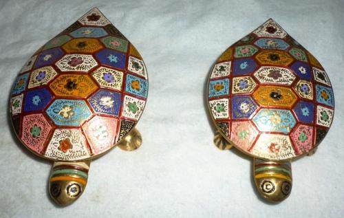Brass Tortoise in  Peerzada