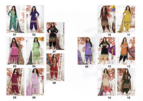 Designer Suits (BabyDoll-16) in   OPPOSITE DR WORLD