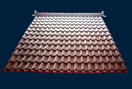 Tile Profile Roofing Sheet In Gegal Ajmer Rajpurohit